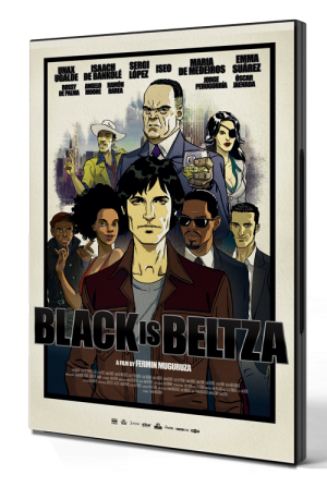 Black is Beltza DVD