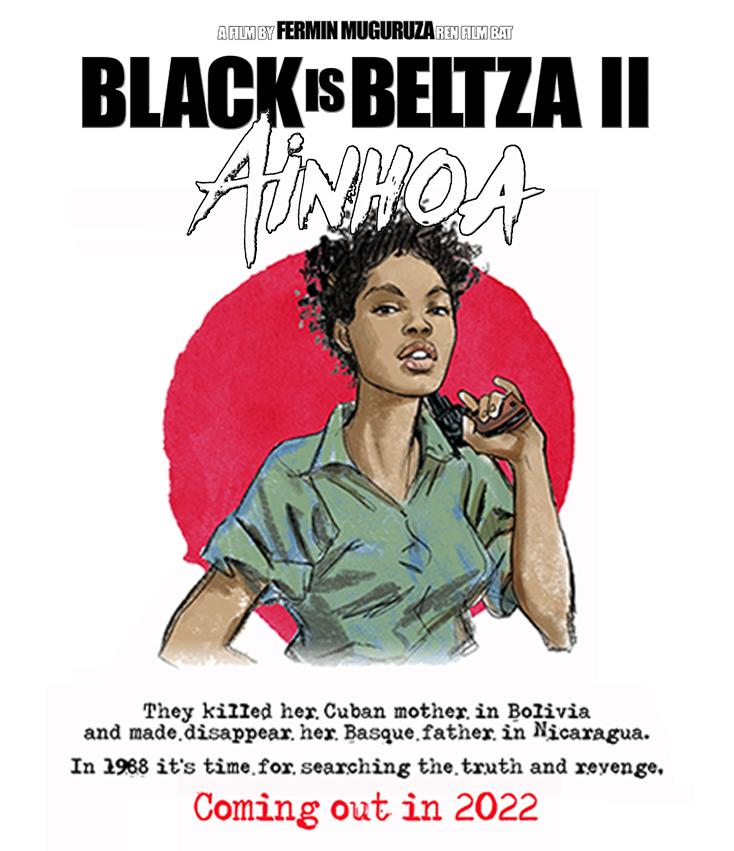 Black is Beltza II Ainhoa
