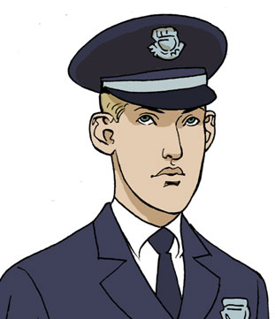 Policia Fronteriza I