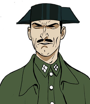 Teniente Muñoz