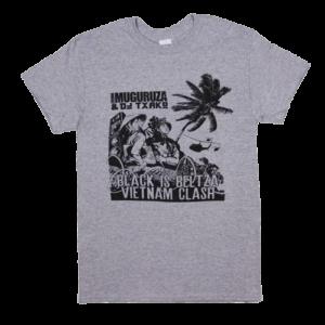 Camiseta Black is Beltza Vietnam clash