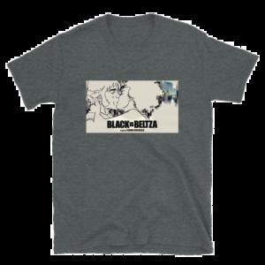 Camiseta Black is Beltza Manex eta Amanda