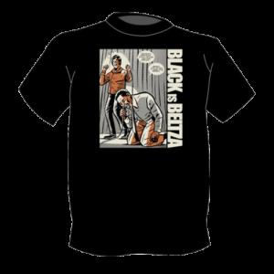 Camiseta Black is Beltza Otis