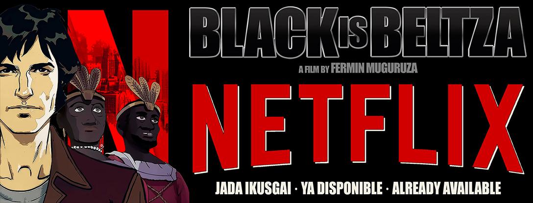 Black is Beltza Netflix